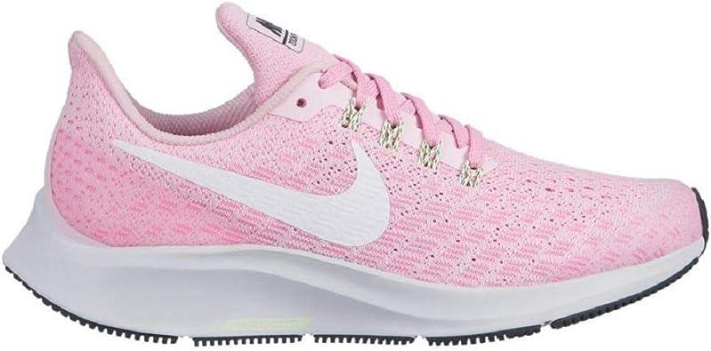 Nike Air Zoom Pegasus 35 (GS), Chaussures d'Athlétisme Fille