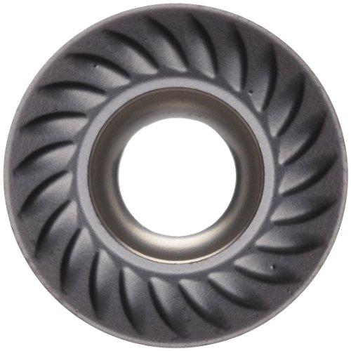 Sandvik Coromant COROMILL Carbide Milling Insert, RCKT Style, Round, S30T Grade, TiAlN Coating, RCKT2006M0PM,0.250