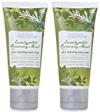Natural Inspirations Ultra Hydrating Hand Creme 2 Piece Gift Set - Eucalyptus Rosemary Mint