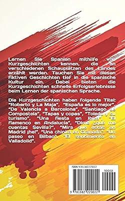 Cuentos de España: Kurzgeschichten aus Spanien in einfachem Spanisch: Amazon.es: Santos, Clara: Libros