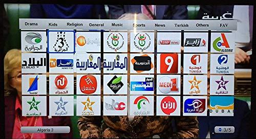 Arabic IPTV Receiver جهاز القنوات العربية سهل الاستخدام