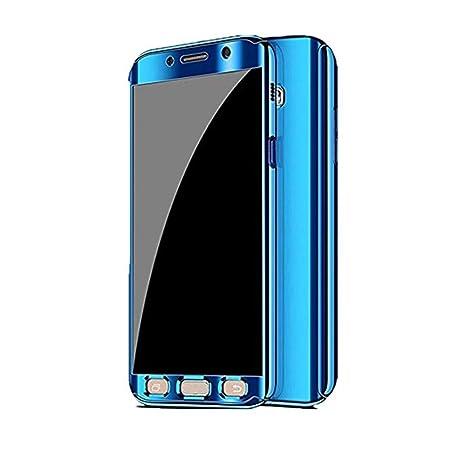 27-Wildbor Kompatibel mit Samsung Galaxy S7 Hülle, Samsung Galaxy S7 Edge Hüllen 3 in 1 Ultra Dünner PC Harte Case 360 Grad G