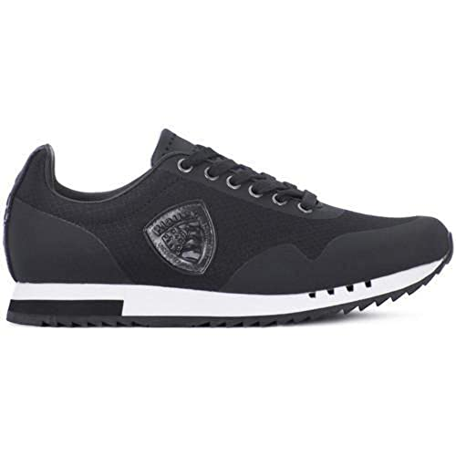 Uomo Borse Blauer BlackAmazon Sneakers itScarpe Eco E Pelle 80PnwkO