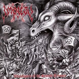 Impiety: Worshippers Of The Seventh Tyranny (Audio CD)