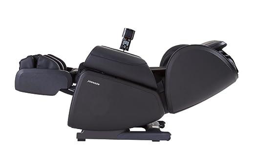 Johnson Wellness J6800 Ultra High Performance Deep Tissue Japanese Designed 4D Massage Chair, Black