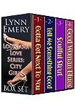 Louisiana Love Series: City Girls
