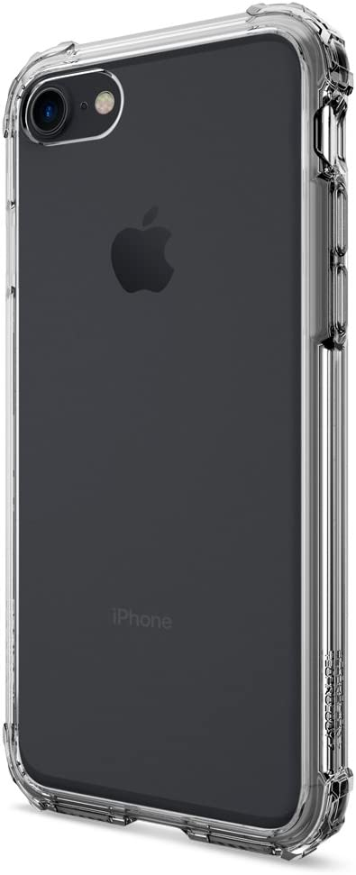 Spigen Crystal Shell Designed for Apple iPhone 7 (2016) - Clear Crystal