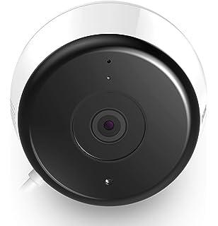compatible con Alexa Echo Show 8 Tela de color gris claro Blink Mini C/ámara
