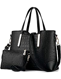 Satchel Purses and Handbags for Women Shoulder Tote Bags Wallets