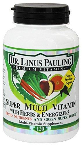 Pauling Vitamin Caplets Irwin Naturals