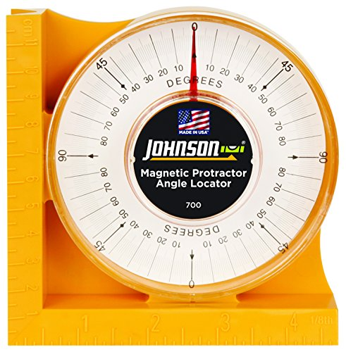 Johnson Level & Tool and Tool 700 Magnetic Angle Locator primary
