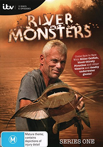 River Monsters Series 1 | Documentary | NON-USA Format | PAL | Region 4 Import - Australia (River Monsters Season 1)