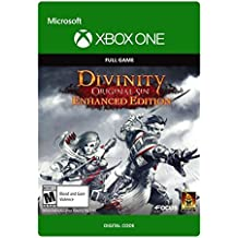 Divinity Original Sin: Enhanced Edition - Xbox One Digital Code