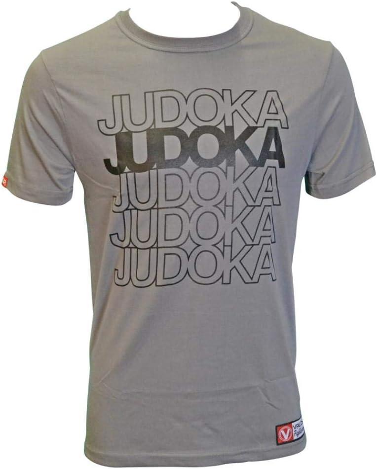 Valor Judoka Repeat Judo Martial Arts T Shirt