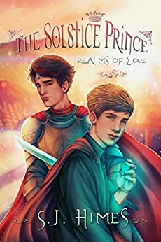 The Solstice Prince (Realms of Love Book 1) by [Himes, SJ]