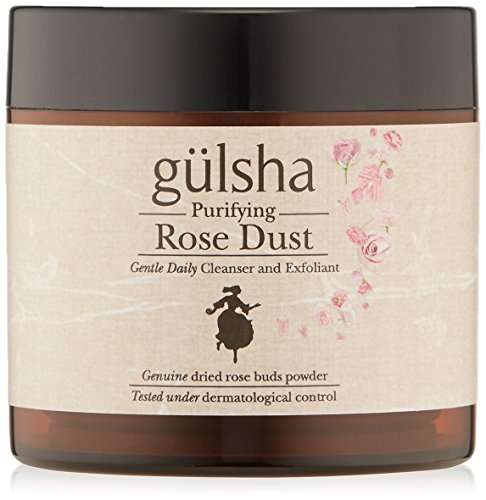 1.4 Ounce Face Oil (gülsha Purifying Rose Dust Gentle Daily Cleanser and Exfoliator, 1.4 fl oz)