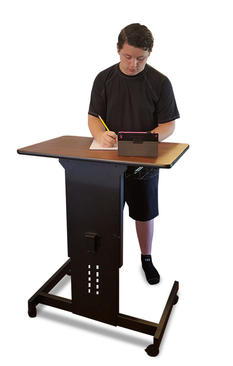 The ProStand Adjustable Student Homework Desk by ProStand