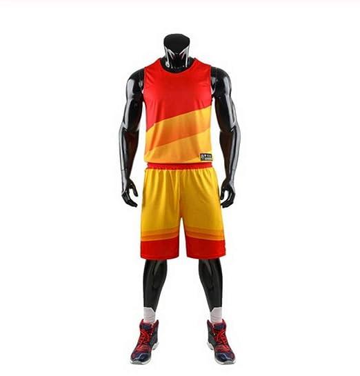 XIAOL Gradiente Camisetas De Baloncesto Set Hombres Chándales De ...