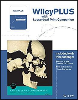principles of human anatomy 14th edition loose leaf