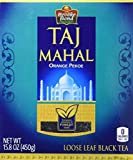 Brooke Bond Taj Mahal Orange Pekoe Black Tea, 450 Gram