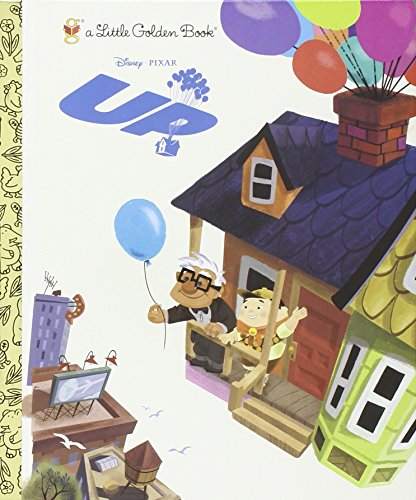 Disney With Toddlers (Up (Disney/Pixar Up) (Little Golden Book))