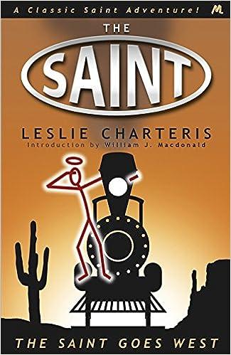 The Saint Goes West (Saint 23)