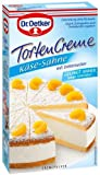 Dr. Oetker Käse-Sahne Tortencreme, 11er Pack (11 x 1 St. Packung)