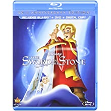 The Sword in the Stone (50th Anniversary Edition) [Blu-ray] (1963)