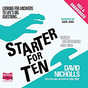 Starter for Ten Audiobook