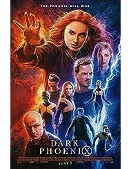 "X-Men Dark Phoenix 2 Sided Movie Poster 27"" X 40"" NEW Rolled"