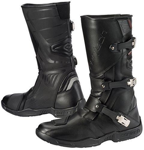 Cortech Men's Accelerator XC Boot (Black, Size 9)