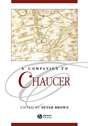 A Companion to Chaucer