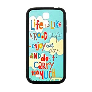 Enjoy your life Cell Phone Case for Samsung Galaxy S4
