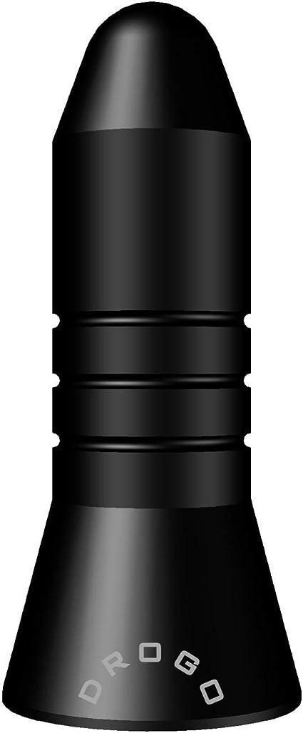 Tough Material Creative Design DROGO 13 Tougher Replacement Antenna for Ford F-250 2009-2020 Stealth Black FM//AM Reception Enhanced