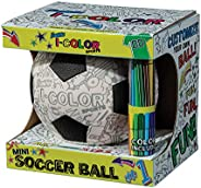 Franklin Sports I-Color Sports Ball – Customize Your Own Ball – Football, Basketball, or Soccer Ball