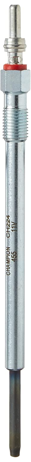 CHAMPION CH224//002 Double Coil Long Heating Post Glow Plug