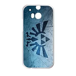 The Legend Of Zelda Cell Phone Case for HTC One M8 by icecream design