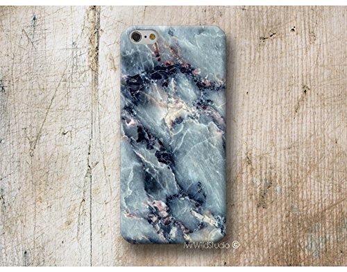 Blau Marmor Handy Hülle Handyhülle für Huawei P20 Pro P20 Lite P10 Plus P10 Lite P9 P8 Lite Mate 20 10 9 Pro lite S G8 P SMART