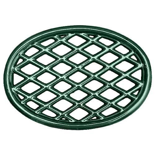 Lattice Trivet Green Majolica ()