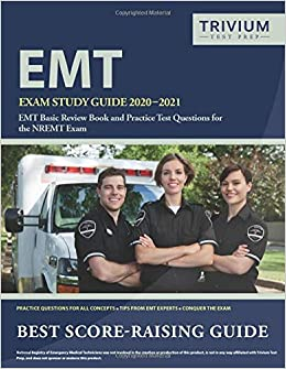 Best Basic Phone 2021 EMT Exam Study Guide 2020 2021: EMT Basic Review Book and Practice