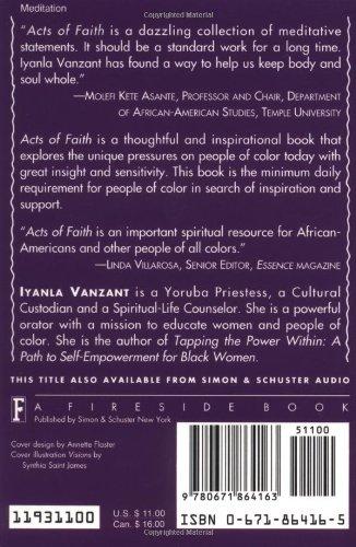 acts of faith chapter 1 summary