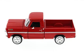 New  Display Motor Max American Classics Red  Ford F