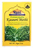 Kyпить Rani Fenugreek Leaves Dried (Kasoori Methi) 28g (1oz) на Amazon.com