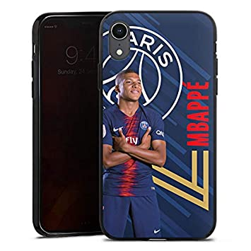 coque iphone xr psg mbappe