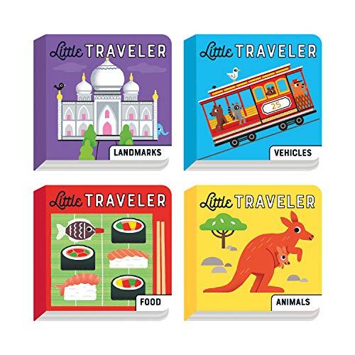 51xhSGyPfJL - Little Traveler Board Book Set