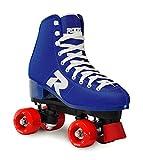 Roces 550030 Model Chuck Roller Skate,Blue/White,6USW,4USM,36EU,3UK