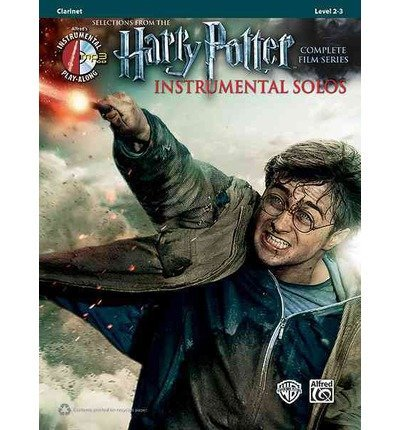 Harry Potter Instrumental Solos: Clarinet, Book & CD (Pop Instrumental Solo) (Paperback) - Common PDF