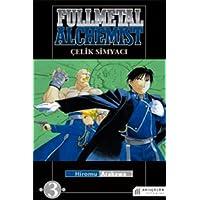 Fullmetal Alchemist Çelik Simyacı-3