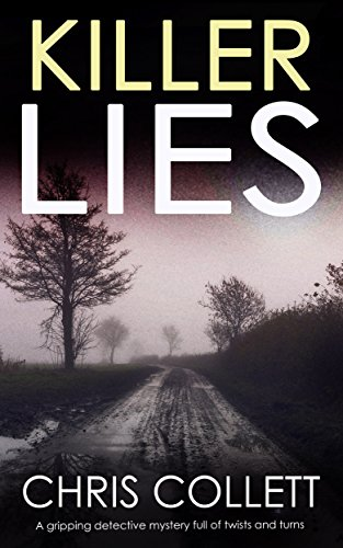 KILLER LIES a gripping detective mystery full of twists and turns cover