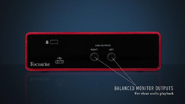 Focusrite Scarlett Solo (3rd Gen) USB Audio Interf...